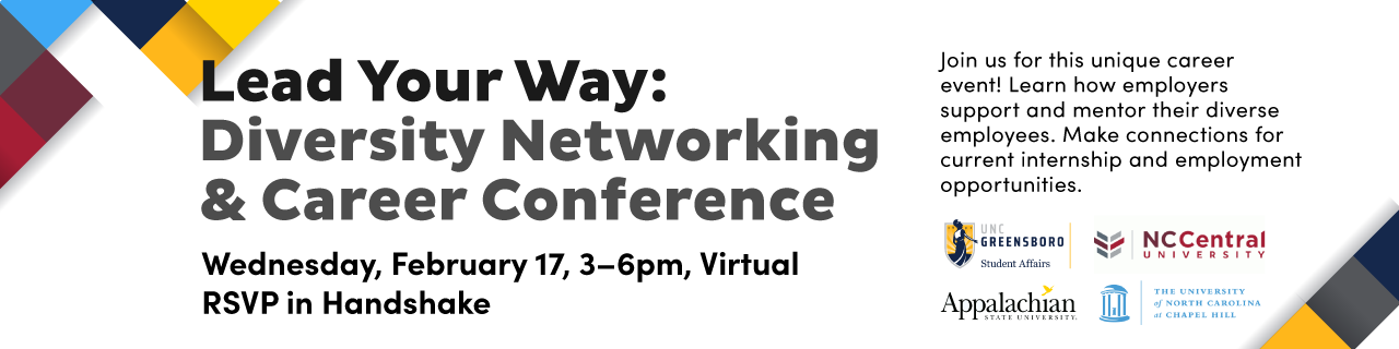 Lead Your Way: Diversity Network & Career Conference